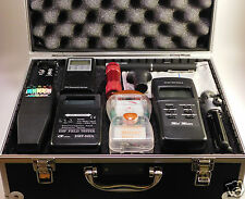 Ghost Hunt Kit - Spirit Box - Laser Pen - 4 EMF Meter - Recorder - Case & More