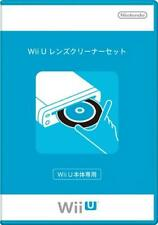 New!! Wii U Lens Cleaner Set from Japan
