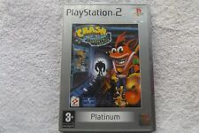 Crash Bandicoot The Wrath of Cortex PS2 Fast Post (NEW & Security Tag SEALED)