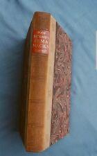 POOR RICHARD THE ALMANACKS 1733-1758, SIGNED NORMAN ROCKWELL 1964