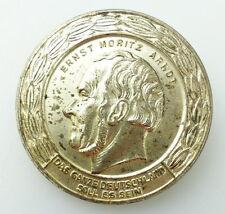 #e2316 Ernst-Moritz-Arndt-Medaille Band IV s.104 Nr.1011d, 900er Silber 1968-71