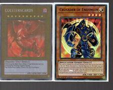 Yugioh Card - Ultra Rare Holo - Crusader Of Endymion BLLR-EN048 NEW