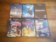 Nintendo Gamecube Spiele Set 6 Games - Resident Evil Donald Duck u.a. - Sammlung