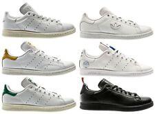 Adidas Originals Stan Smith Hombre Zapatillas Deportivas para Tenis Zapatos