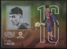 2020-21 PANINI CHRONICLES GALA SOCCER #10 PEDRI 16 RC ROOKIE FC BARCELINA /8 SSP