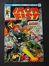 Iron Fist #3  NM- 1976   High Grade Marvel Comic