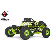 1:12 Wltoys Rc Cars Toys 12428 Hi-Speed Fast Race Cars 50km/H Climbing Vehicles