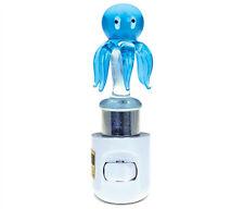 LED Glass Art Night Light - Octopus
