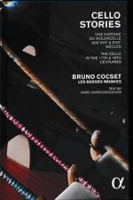 Cello Stories 5-disc CD NEW Bruno Cocset
