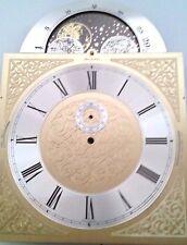 Kieninger-Schmekenbecher- Grandfather clock dial 280x280x375 for KS movement