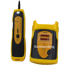 Network Tester Cable tester Wire Phone Network Toner Tracer Tester Tracker