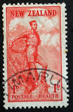 Timbre NOUVELLE-ZELANDE / Stamp NEW ZELAND - Yvert et Tellier n°236 obl (Cyn22)