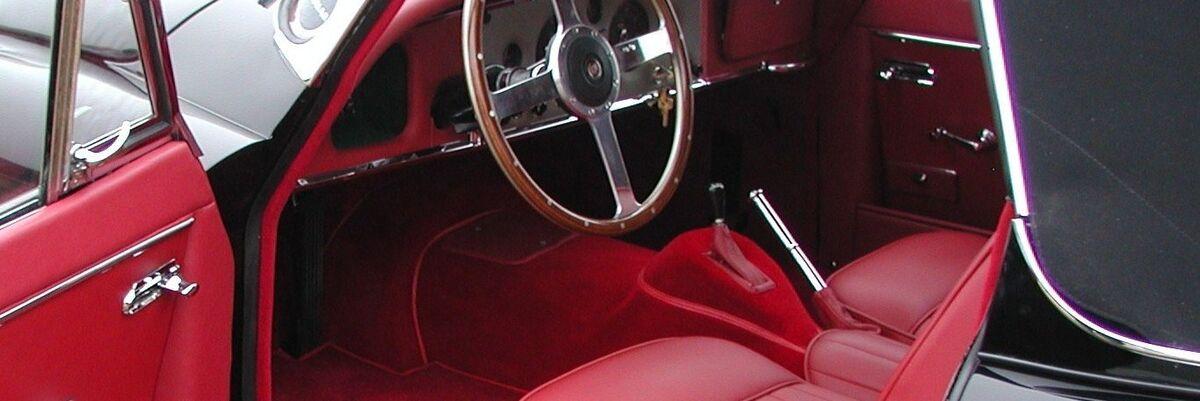 Bassett's Vintage Jaguar Specialist