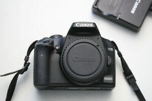Canon EOS 1000D Body, sehr guter Zustand!