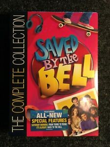 Saved by the Bell The Complete Collection (DVD Set).......NEW & FACTORY SEALED!