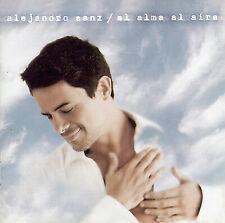El Alma al Aire by Alejandro Sanz (CD, 2000, 2 Discs, WEA (Distributor))
