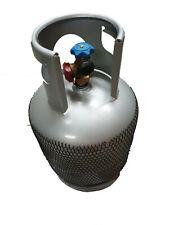SEI LARGE EMPTY REFRIGERANT CYLINDER GAS BOTTLE 22KG R410a R134a R404a R407 R22