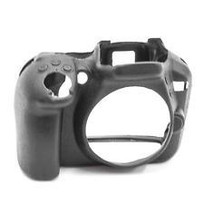 Cover Case Carcasa silicona negro para Nikon D5300