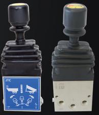Geberventil Blockbauweise Luftschaltventil Meiller-Typ Kipperventil Luftregelung