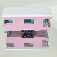 Vintage Lesney Matchbox Series No 23-D Trailer Caravan Issued 1965 - Loose