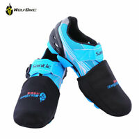 Windproof Cycling Shoes Toe Covers Bicycle Bike Overshoe Thermal Shoe Protection
