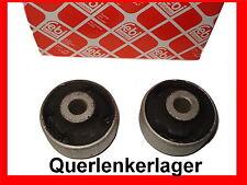 Febi 2X Querlenker Lager VA Hinten VW GOLF 4 AUDI A3 8L1 Querlenkerlager 10814