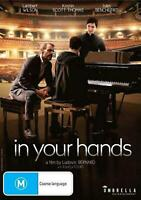 IN YOUR HANDS | AKA AU BOUT DES DOIGTS (DVD) NEW/SEALED