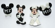 Mickey & Minnie Wedding / Disney License ~ Dress It Up / Mickey Mouse
