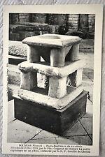 "CPA "" POITIERS - Fonts-Baptimaux du XIe siècle"