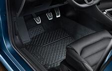 * Original VW Volkswagen Gummifußmatten vorn Golf 5 + 6 1K  - 1K1061502A 82V