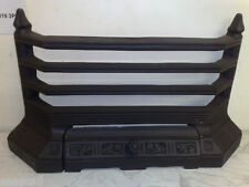 front bars grill fret fire front grate cover replacement fireplace ash pan cover