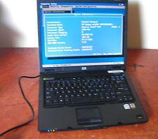 HP nx6320 Intel Core2 Duo 2Ghz cpu 1Gb RAM DVD Burner No HDD No P/S #15