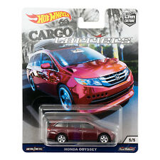 Hot Wheels Car Culture Cargo Carriers Honda Odyssey Die-Cast 5/5