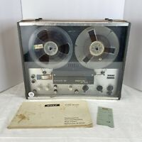 UHER Royal De Luxe C Reel to Reel Made West Germany