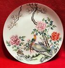 """Chinese Qing Dynasty Guangxu Period 1875-1908 Porcelain Plate 9"""" Chinese Antique"""
