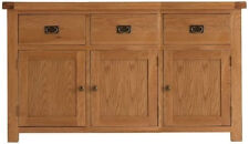 Oak Dining Room Sideboards with Drawers