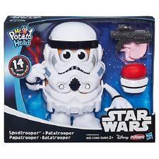 Playskool Star Wars Spudtrooper Stormtrooper Mr. Potato Head Toy 14 Pieces NEW