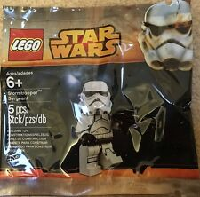 Lego Star Wars 5002938 Stormtrooper Sergeant Polybag BNIP
