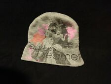 DISNEY PRINCESS FEARLESS DREAMER SKULLY WINTER ONE SIZE TODDLER HAT