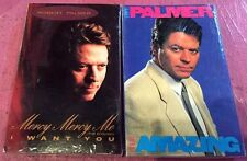 cassette single Robert Palmer Mercy Mercy Me I want You  You're Amazing (Not cd)