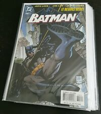 BATMAN #608-619 + 619 VARIANT (1940 1ST SERIES) *HUSH* FULL SET NM