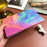 2020 NEW~HUDAMOJI EYESHADOW PALETTE Beauty Eye Shadow Palette 18 Colors·
