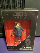 STAR WARS THE BLACK SERIES 3.75' HAN SOLO  2015 #1