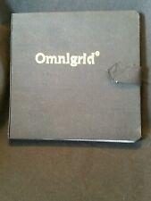 """Omnigrid 7""""x 7"""" Mini FoldAway Portable Cutting and Pressing Station"""