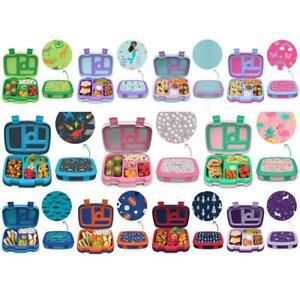 Bentgo Kids Prints, Kinder Lunchbox, Bento Box mit auslaufsicheren Fächern