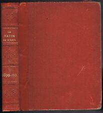 Le RAYON de SOLEIL Livre RARE Illustré de 24 Revues Janvier 1899 à Décembre 1900