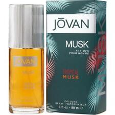 Jovan Tropical Musk By Jovan Cologne Spray 3 Oz