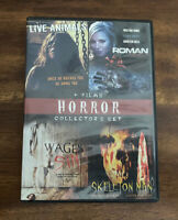 Horror Collectors Set, Vol. 3 (DVD, 2010) FREE SHIPPING
