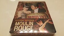 Moulin Rouge 1/4th Slip Steelbook Blufans Exclusive (Blu-ray, China) #48/500