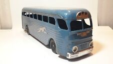 Keystone Toys Wind-Up Private Label GREYHOUND BUS 40's SUPER RARE NICE ORIGINAL
